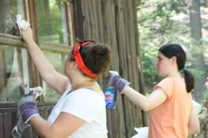 Camp Sebago Day Attracts Record Number of Pfizer Colleague Volunteers