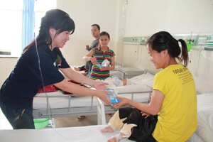 Pfizer Partnership Organizations Significantly Benefit From Pfizer's Global Health Fellows Program