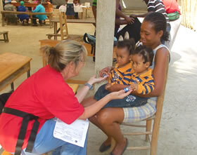Pfizer Colleague Reconnects With People, Service in Haiti