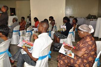 Pfizer Launches Supply Safe Use of Medicines Book in Uganda, Senegal