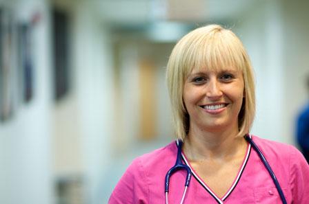 Nursing Scholar Raises Awareness About Patients