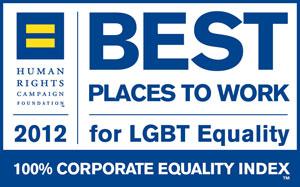Company Scores Highest Distinction on Key LGBT Corporate Ranking