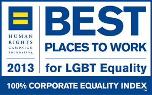 For 10th Consecutive Time, Company Earns Highest Distinction on Key LGBT Corporate Ranking