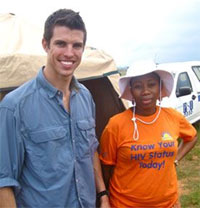Global Health Fellow's Experience Opens Doors Back Home