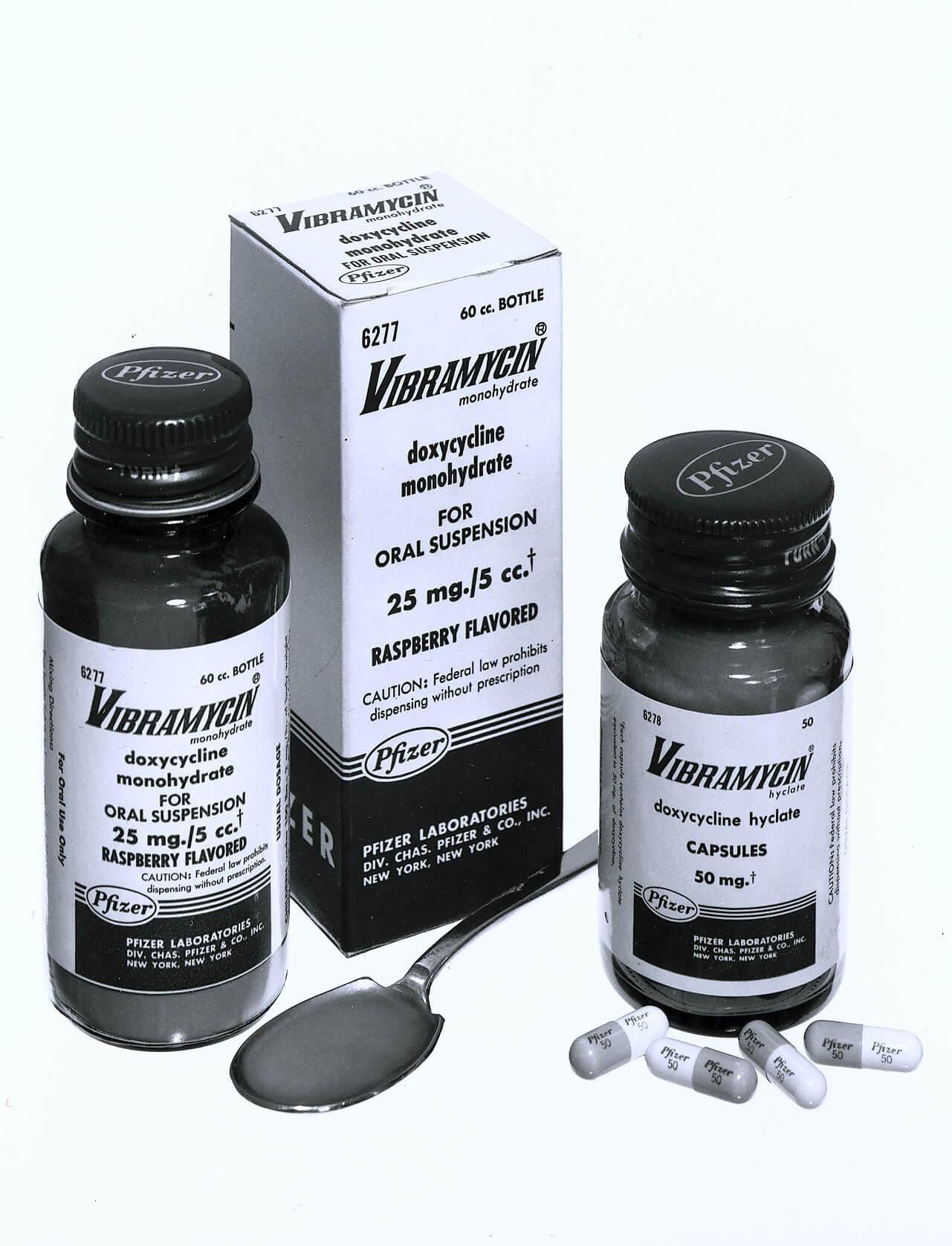 Vibramycin® (doxycycline hyclate)